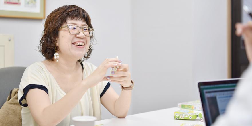 めとめ株式会社 代表取締役 南部美乃 様