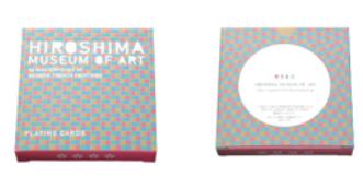 円形トランプ用パッケージ(紙製)